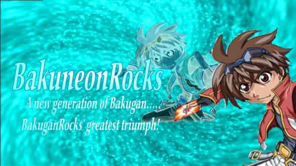 BakuganRocks: New Vestroia