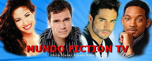 MUNDO FICTION TV<br>(Webserie por Abel, Pedro, Rafa y Gloria)