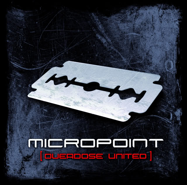 MICROPOINT: nouvel album Cover-MICROPOINT