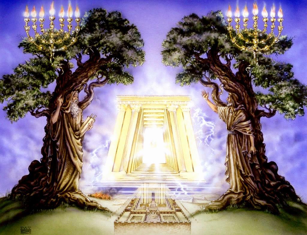 Prophecy MeasuringTemple