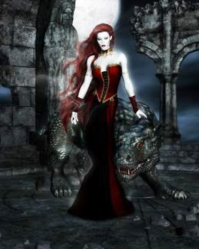 Rosalie Outfits Vampires