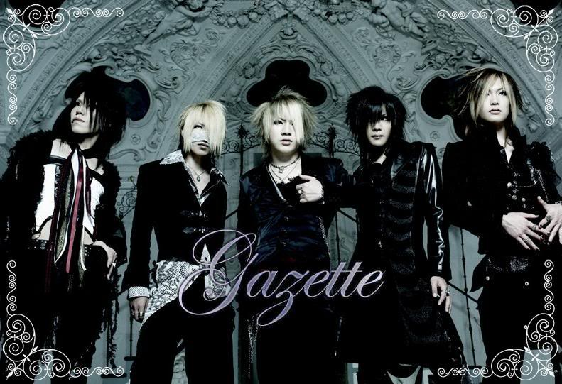 GazettE (Visual kei) - Página 2 Gazette1