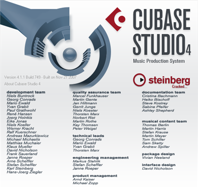 Share portable software Cube