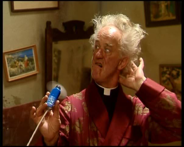 The Father Ted Diaries FatherJack