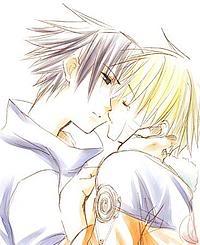 naruto y mas Sasunaru
