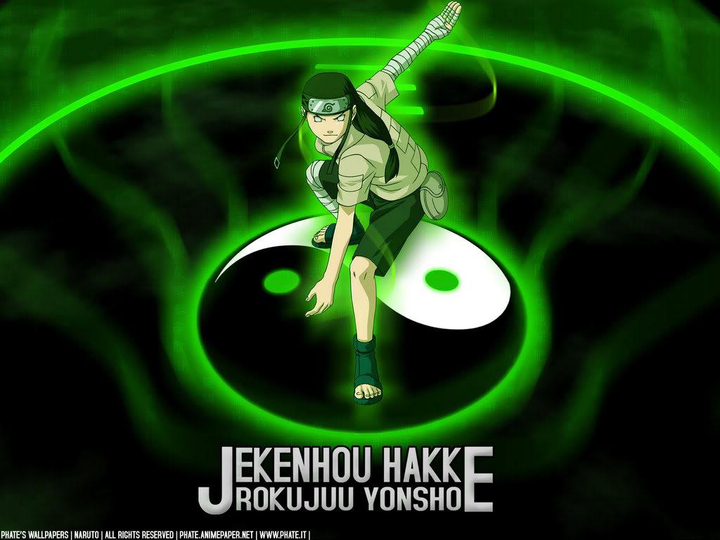 jutsu favorito!!! ^^ Neji