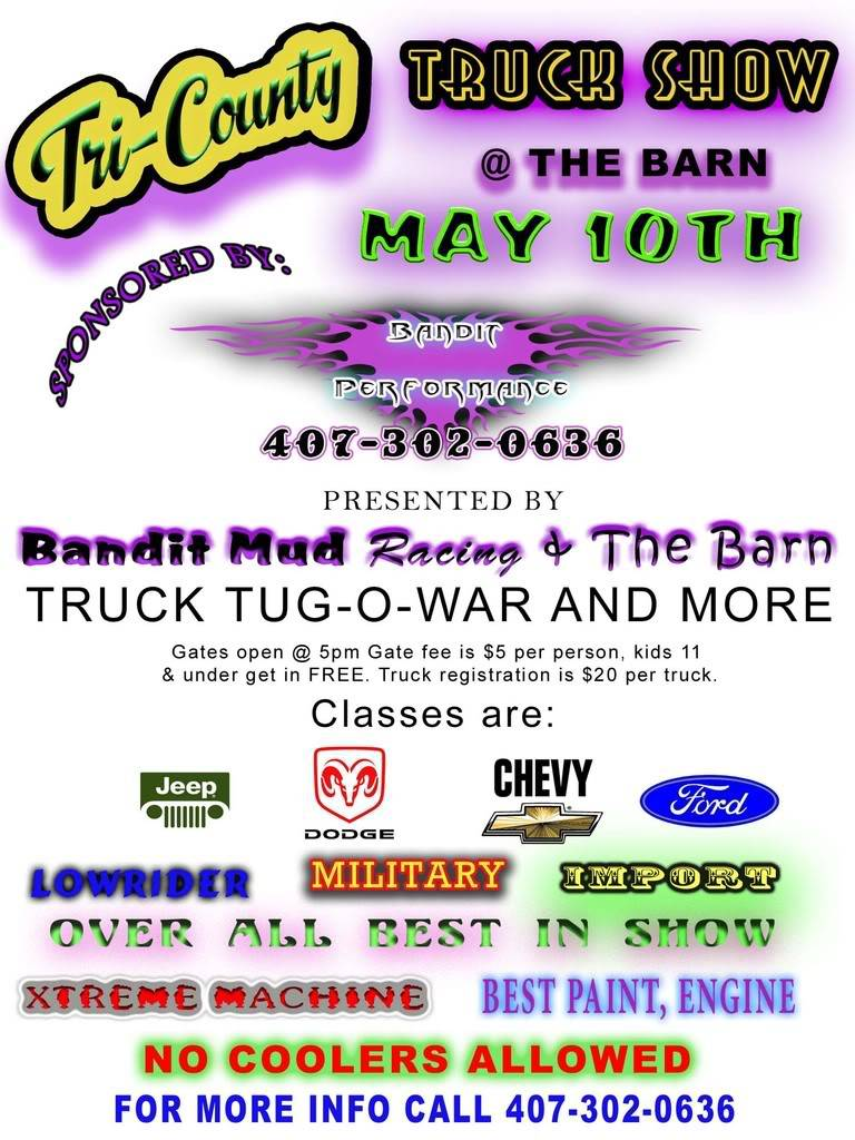 Truck Show & MORE! Truckshowmay10th
