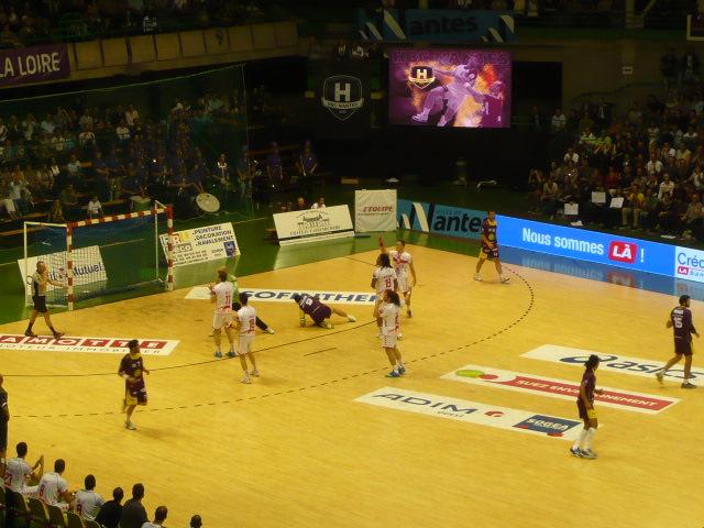 [Handball D1]- HBC Nantes - Chambéry P1020684_zps4270eb2a