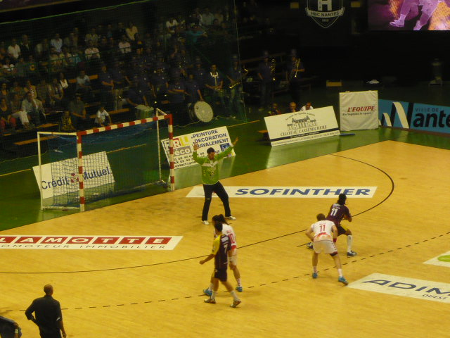 [Handball D1]- HBC Nantes - Chambéry P1020685_zps145e9616
