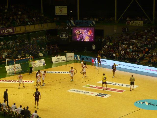 [Handball D1]- HBC Nantes - Chambéry P1020686_zps8f4777d6