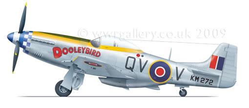 Different 19 Squadron RAF Planes KM272_correct