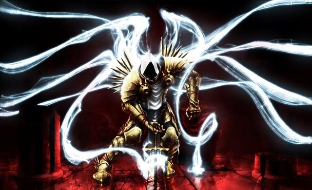 Angelically Devilish Tyrael_SoulStone