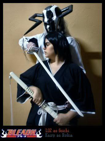 Concurso de cosplay: Bleach Dontdothat