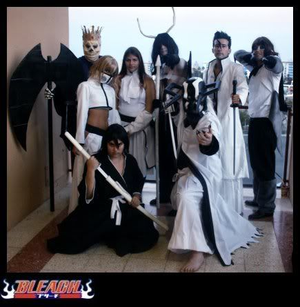 Concurso de cosplay: Bleach Withharr2i