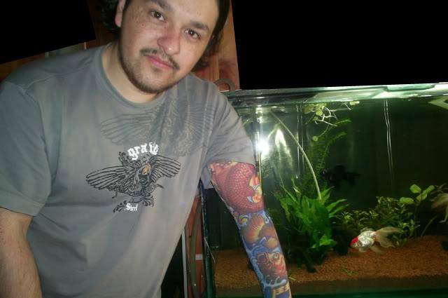 Mi nuevo acuario. S4020011