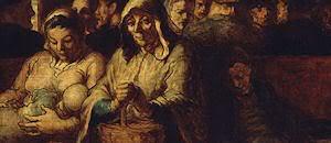Información: Clases sociales Daumiervagon
