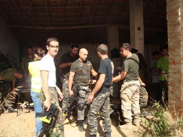 Fotos do inicio do Jogo no dia 25/09/2010 DSC04200