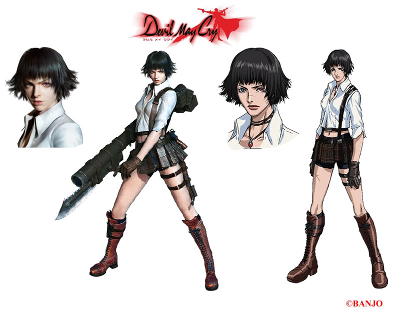 Aquí se viene el Anime Lady