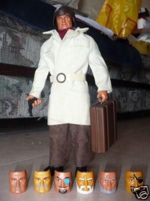 BIG JIM - Bigjim - MATTEL 007
