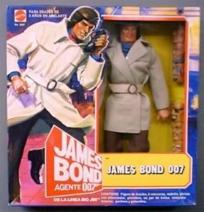 BIG JIM - Bigjim - MATTEL James