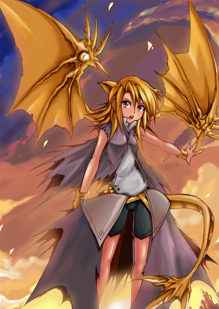 Gosalyn Girl_Dragon_Finished_by_patamy