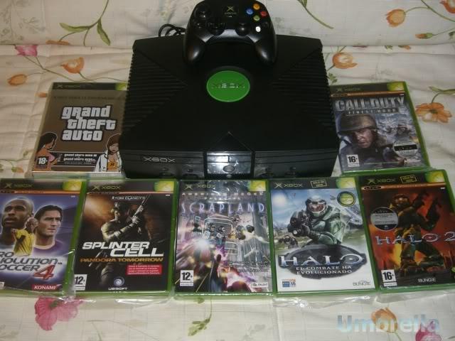 Colección de Umbrella Xbox