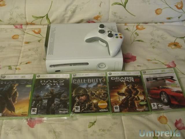Colección de Umbrella Xbox360