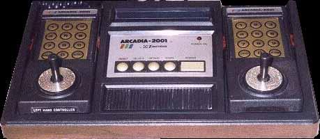"""ARCADIA 2001: """"Uno de los sistemas más clonados..."""" Arcadia"""