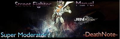 CAPCOM VS MARVEL VIDEOS - Page 2 JInByDeathNote