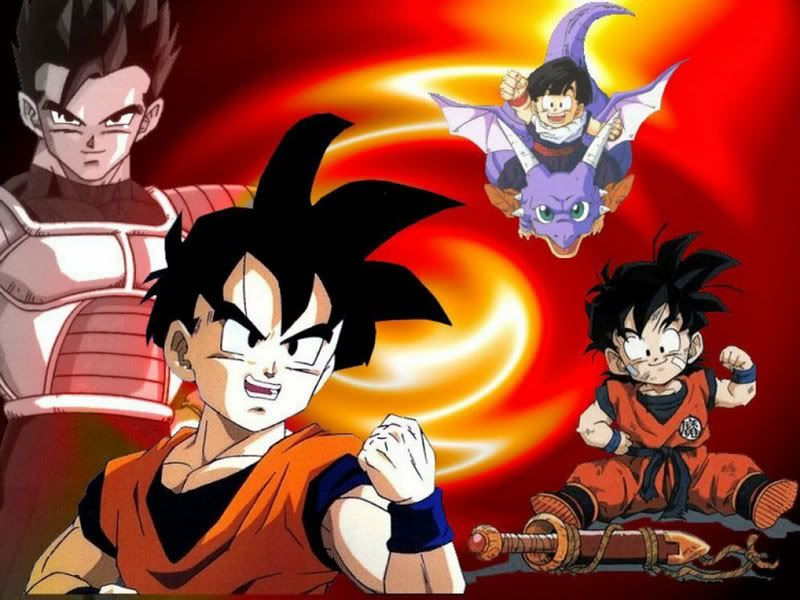 Gohan Dragon-ball-z-wallpaper-10