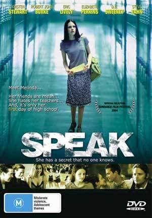 Kristen In 'Speak' Speak