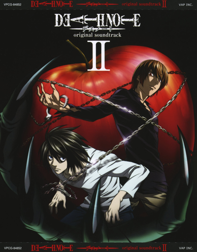 Super Mega Post De Anime! DeathNote-OSTII