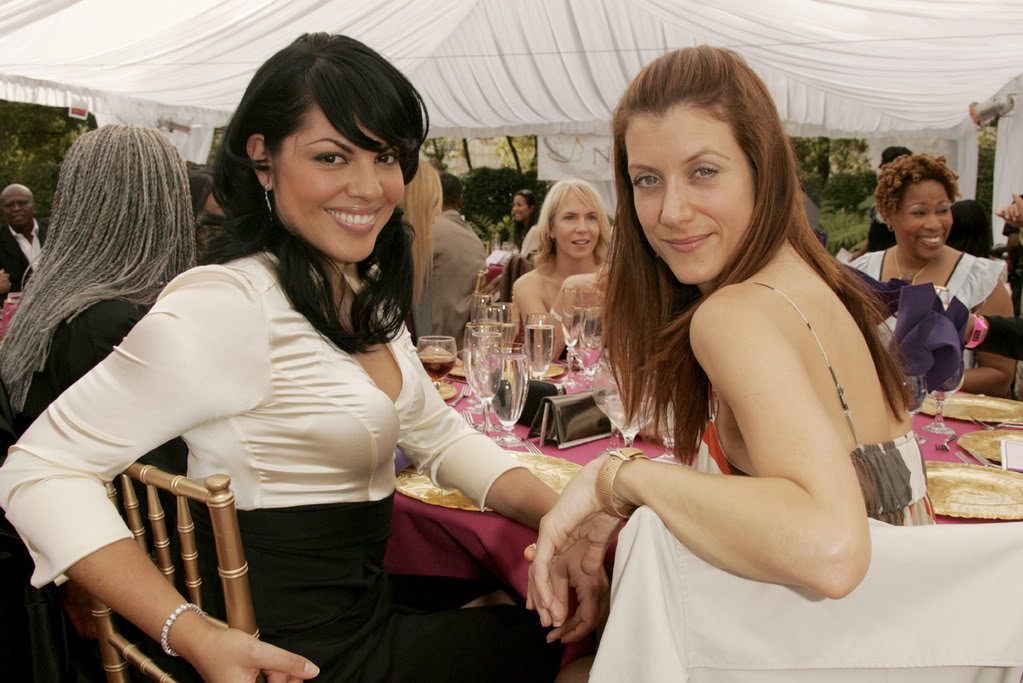Kate et Sara Kate-sara