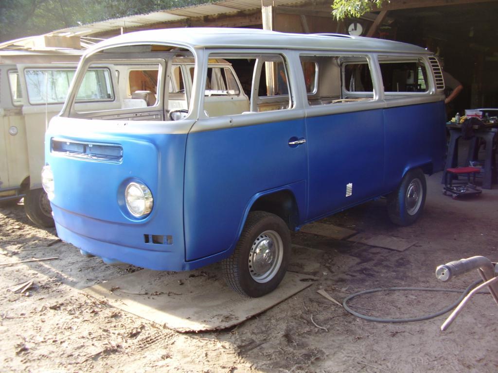 72 Bay Camper Bus8001