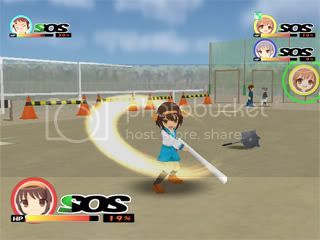 SUZUMIYA HARUHI PC GAME Image5