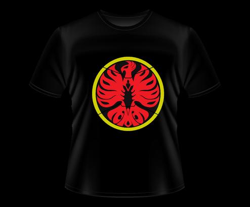 Compre sua camiseta de tokusatsu 1