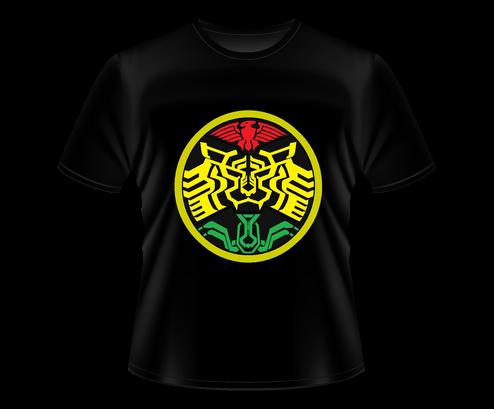 Compre sua camiseta de tokusatsu 2