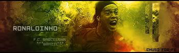 Rescate de firmas y avatares Ronaldinho