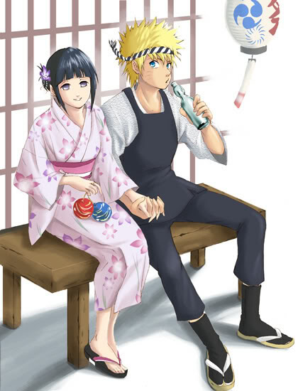 Cual es vuestro personaje preferido? Naruto-Hinata