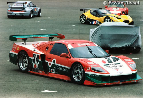 Sard MC8 Road and MC8-R Race Cars.... 3987506123_85976a511a