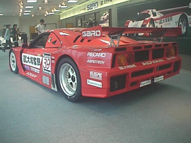 Sard MC8 Road and MC8-R Race Cars.... Mc8r_r