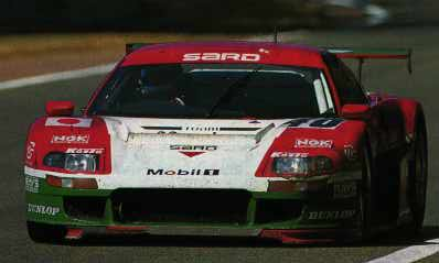 Sard MC8 Road and MC8-R Race Cars.... Sw20-sard-mc8-lemans