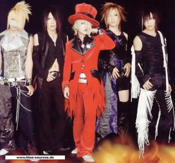 GazettE (Visual kei) - Página 2 Gazette5