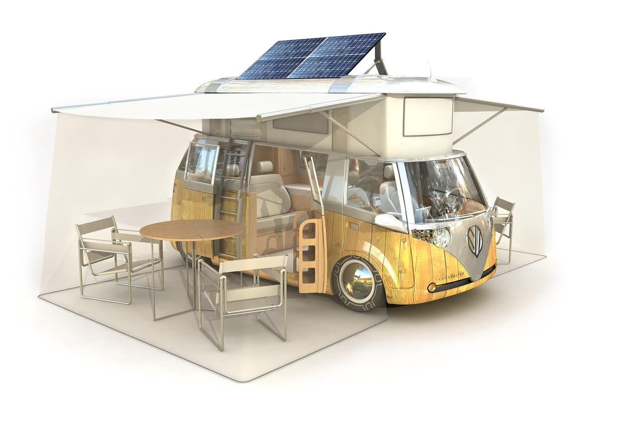 Verdier Camper bus Verdier-Woody-general