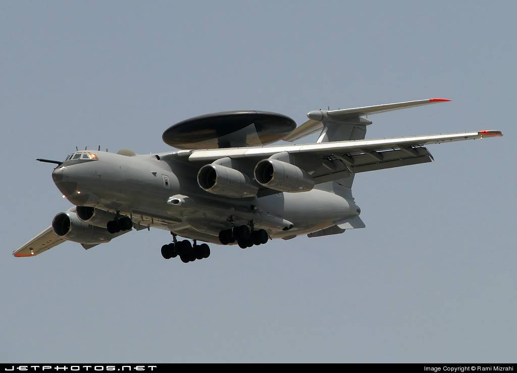 An Analysis of Indian and Pakistani AEW&C Acquisitions 28572_1212673072