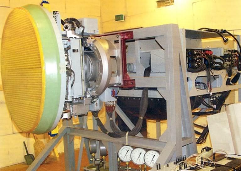 ازاى رادار الرافال RBE2-AA AESA  هايبقى اقل من رادار irbis-E بتاع السو 35 NIIP-Irbis-E-1
