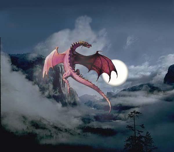 Fantasy art - Page 3 DragonPic1