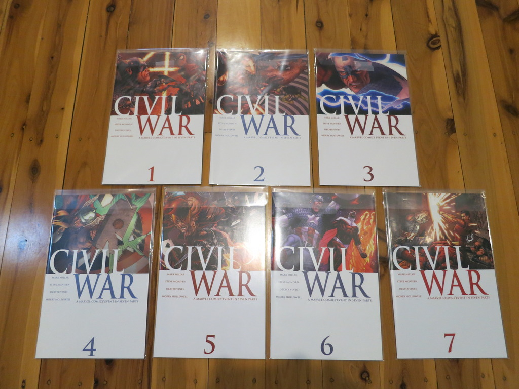 FS Marvel Comics, Civil War, Secret Invasion, Dark Avengers, Siege IMG_4809_zpsuwgjqal7