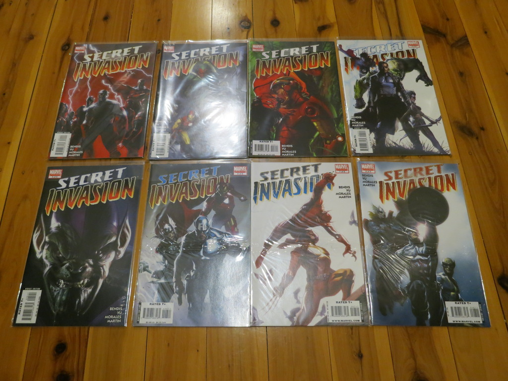 FS Marvel Comics, Civil War, Secret Invasion, Dark Avengers, Siege IMG_4828_zpszlreoevd