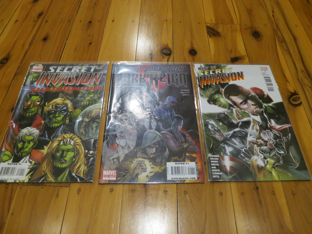 FS Marvel Comics, Civil War, Secret Invasion, Dark Avengers, Siege IMG_4830_zpseuclhbvo